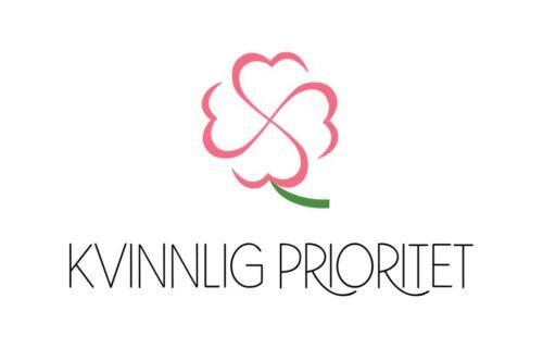 Logga för Kvinnlig Prioritet
