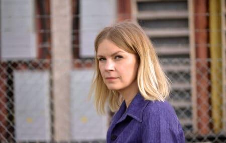 Artisten Sara Wohlin Zerpe