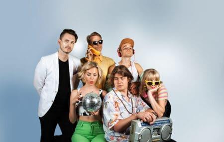 Bandet Disco Arcade